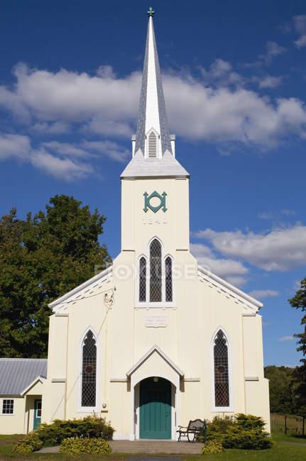 Anglikanische Kirche St. thomas — Stockfoto