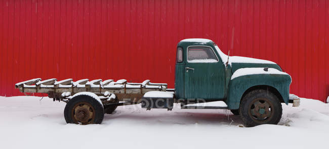 Camion di pick-up vintage — Foto stock