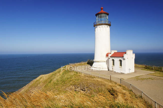 North Head Lighthouse; Ilwaco — Stock Photo