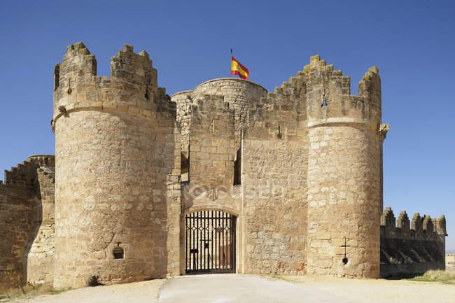Castello del XV secolo — Foto stock