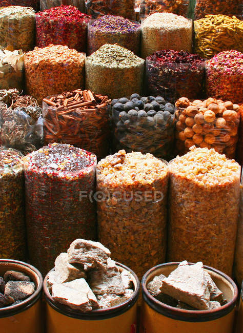 Display Of Various Food — Stock Photo