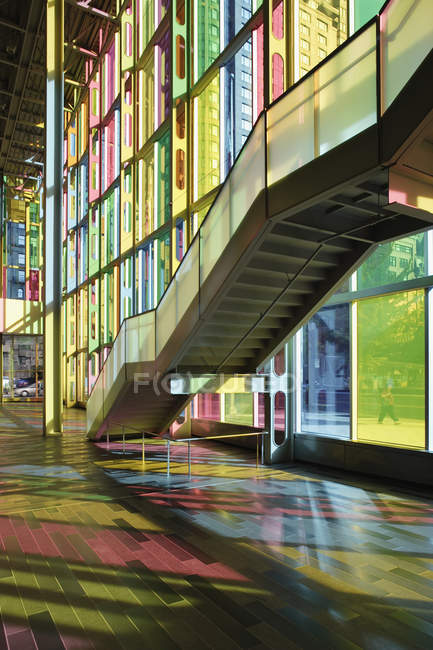 Palais Des Congres De Montreal — Stock Photo