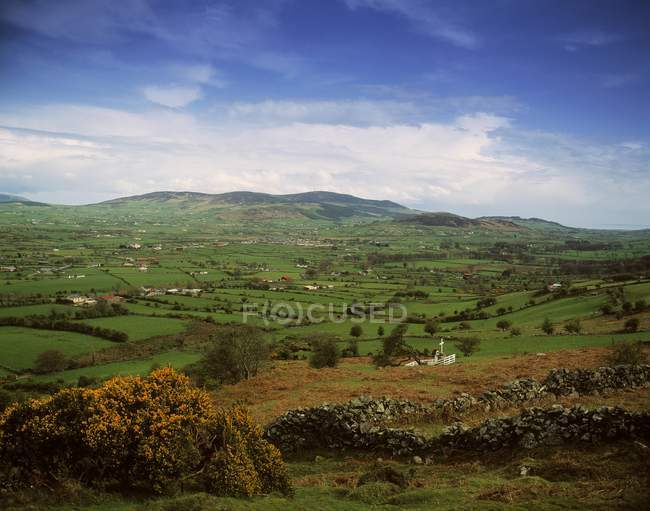 Slieve Gullion, Condado de Armagh — Fotografia de Stock