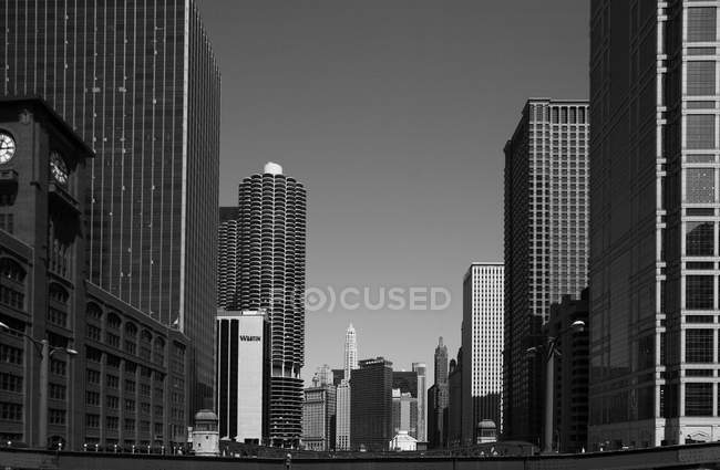 Cityscape during daytime, — Stock Photo