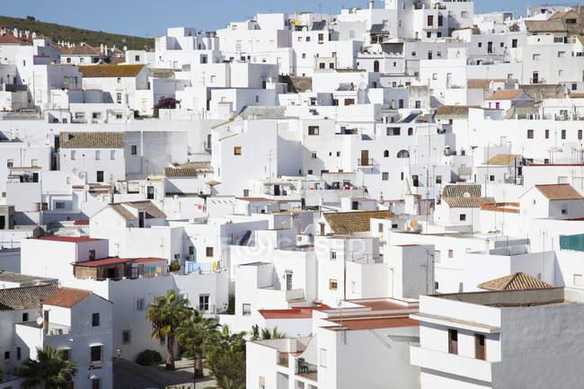 Edifici cittadini in Spagna — Foto stock