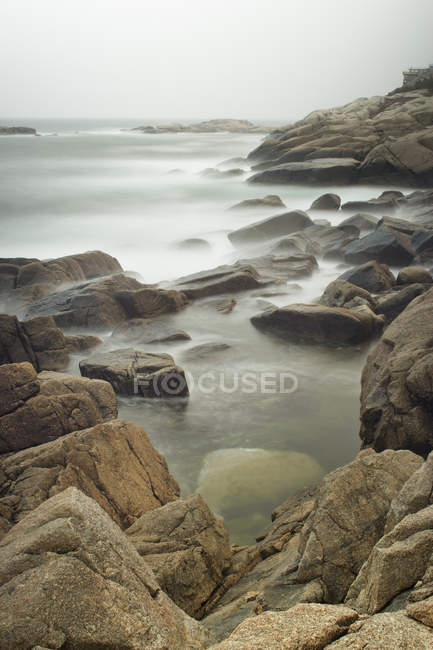Бухта Дункана — стоковое фото