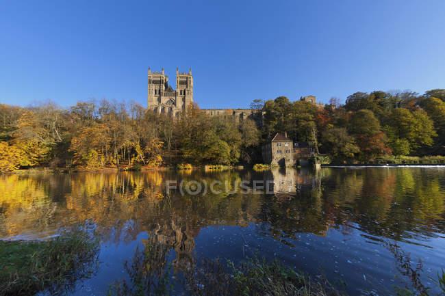 Durham Cathedral; Durham, England — Stock Photo