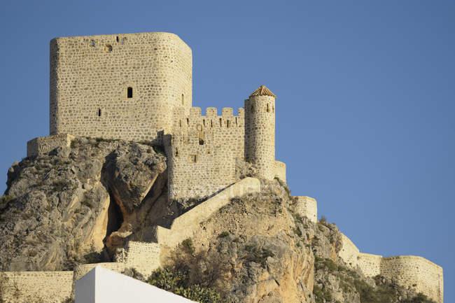 12Th Century Moorish Castle — Stock Photo