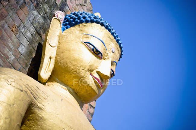 Buddhist Statue Of Female Likeness — Stock Photo