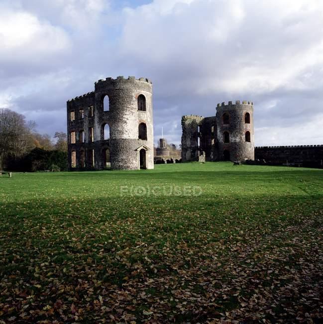 Castello di Shane in Irlanda — Foto stock