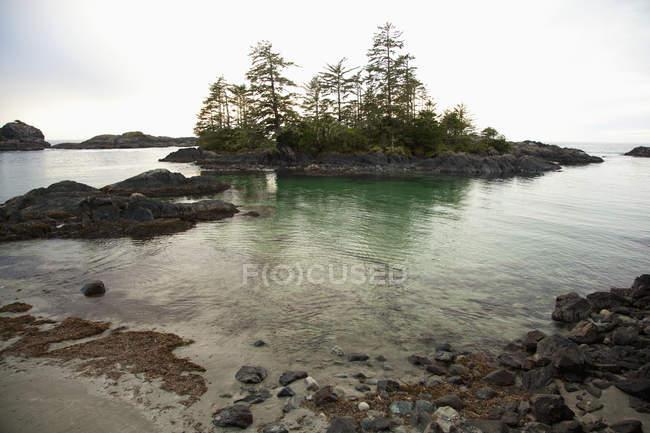 Spiaggia di Ucluth a punto Wya — Foto stock