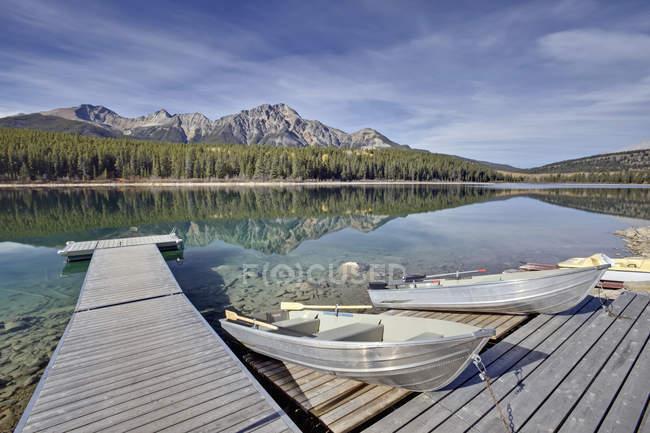 Parc national Jasper — Photo de stock