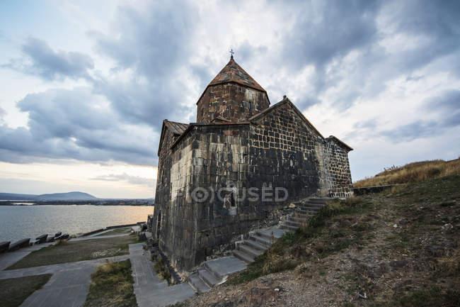 Iglesia de los santos apóstoles - foto de stock