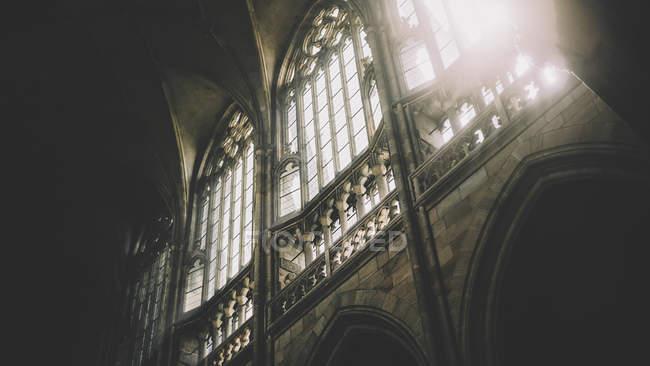 Cathédrale Saint-Vitus au Château de Prague — Photo de stock
