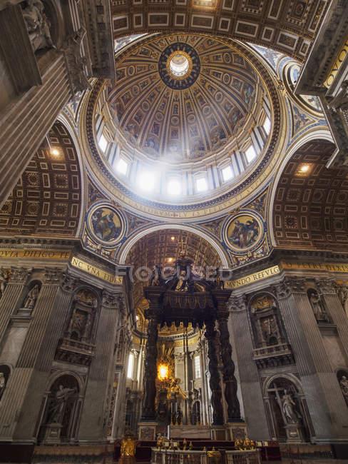 Basílica de São Pedro — Fotografia de Stock