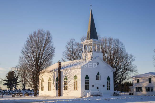 Anglikanische Kirche St. Jakob — Stockfoto