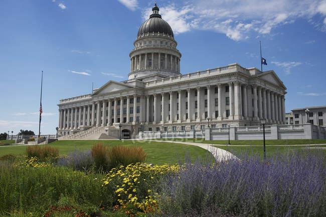 Salt Lake City Capitol building — Stockfoto