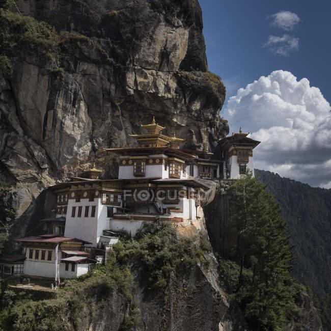 Palphug Kloster Taktsang — Stockfoto