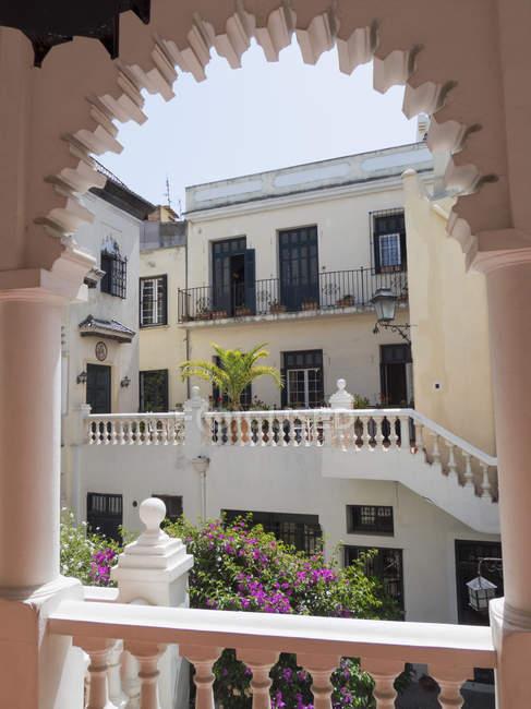 Tanger Medina légation américaine — Photo de stock