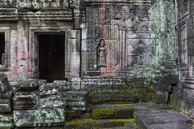 Banteay kdei храм — стоковое фото