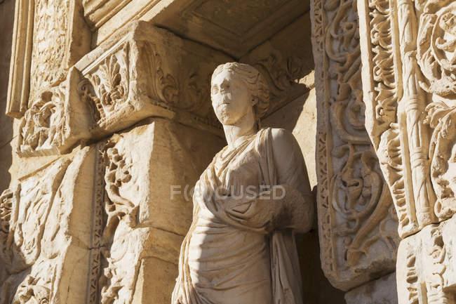 Статуя Софії мудрості — стокове фото