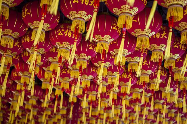 Храм Кек Лок Си — стоковое фото