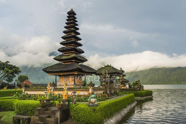 Pura Ulun Danu Buyan 2. — Photo de stock