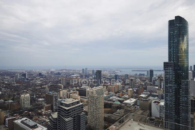 Toronto centro, Ontario - foto de stock
