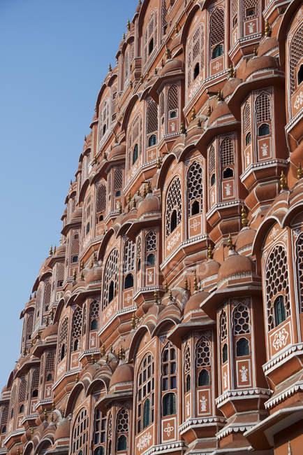 Le Palais des vents en Inde — Photo de stock