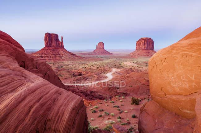 Navajo Parque Tribal — Fotografia de Stock