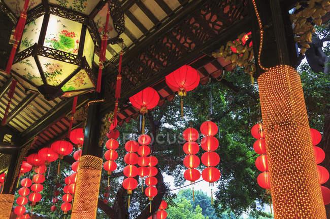 Panxi Restaurant, Lichi Bay — Stock Photo