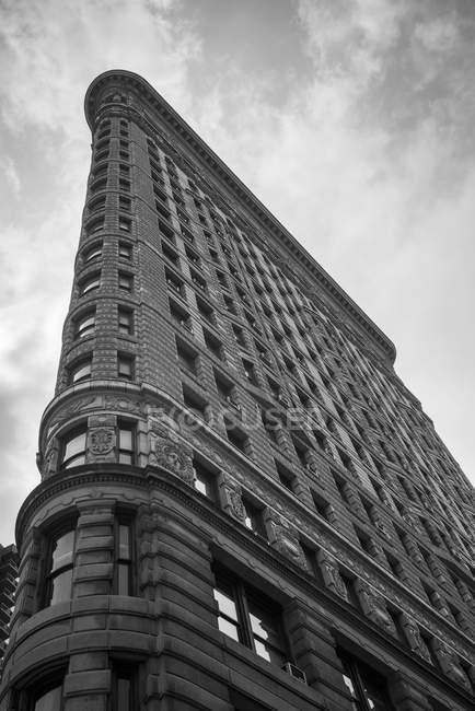 Будівлі Флетайрон, Нью-Йорк — стокове фото