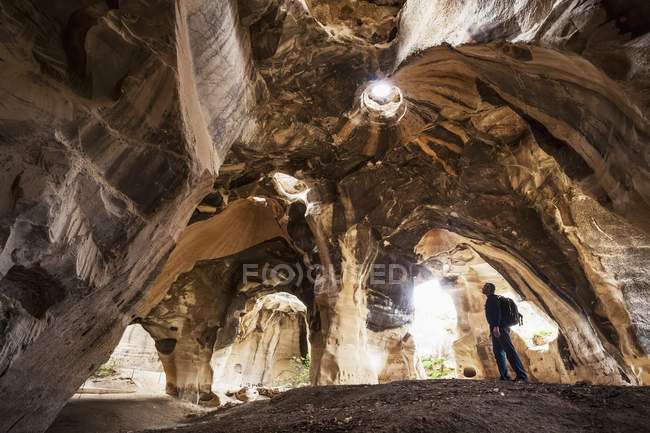 Bell Caves at Beit Guvrin — Stock Photo