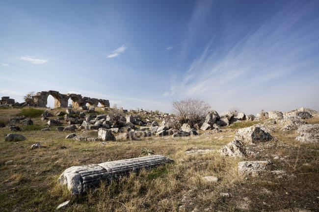 Alcuni archi in Turchia — Foto stock
