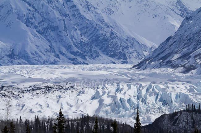 Matanuska Glacier during daytime — Stock Photo