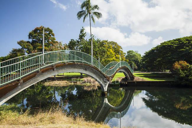Wailoa River State Park — Stock Photo