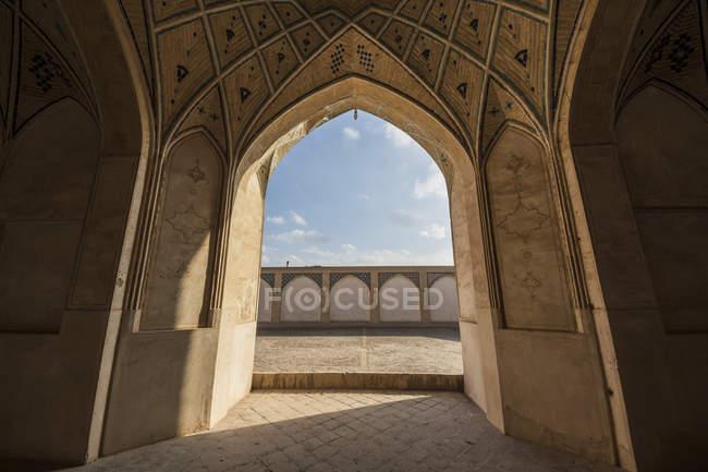 Mesquita de Bozorg Aparecida — Fotografia de Stock