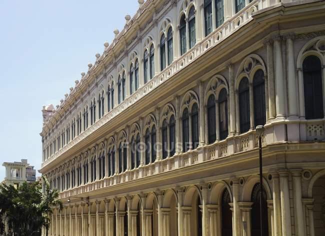 Kubanische Architektur Gebäude — Stockfoto