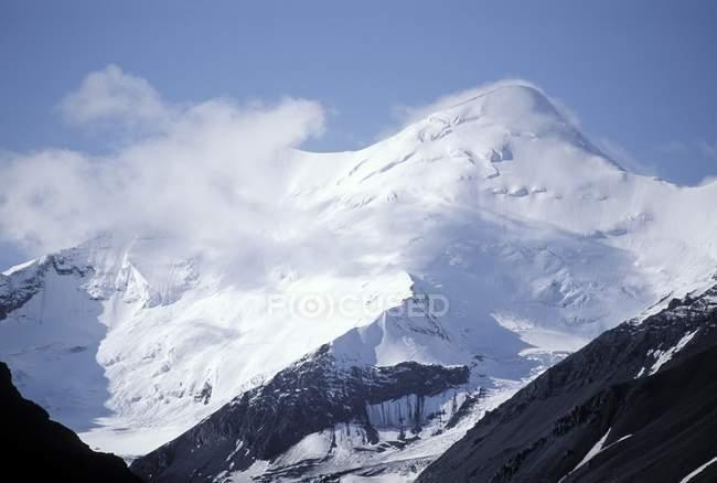 Mt. Scott, Alaska Range — Stock Photo