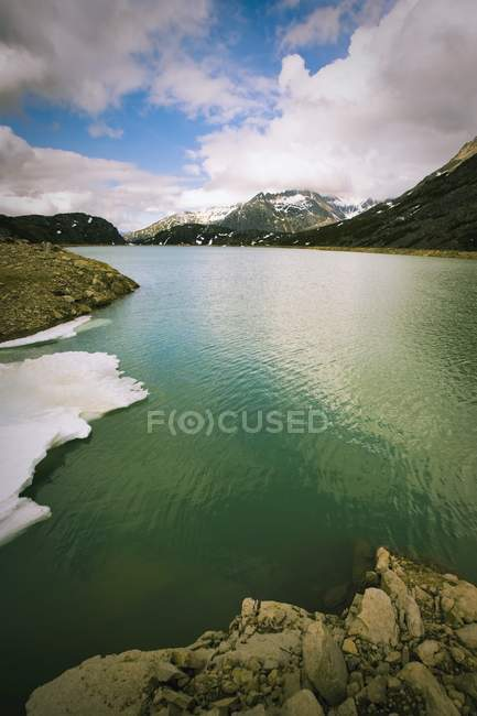 Lago di capra, Alaska, Stati Uniti — Foto stock