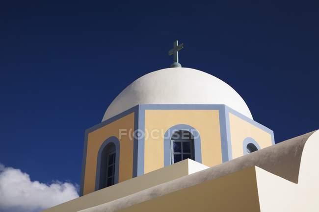 White-gewölbte Kapelle — Stockfoto
