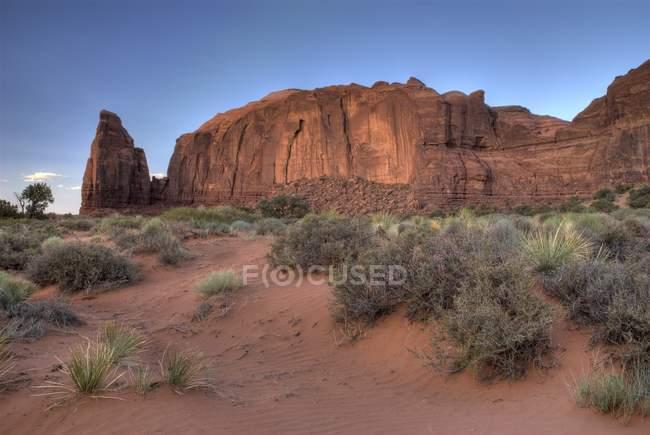 Vale do monumento, Kayenta — Fotografia de Stock