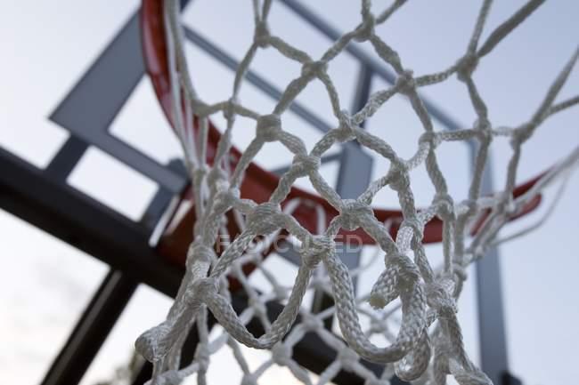 Görünüm basketbol Hoop - foto de stock