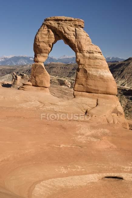 Parc national des arches — Photo de stock