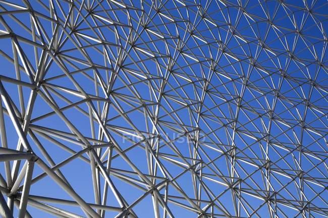Montreal Biosfera contra o céu — Fotografia de Stock
