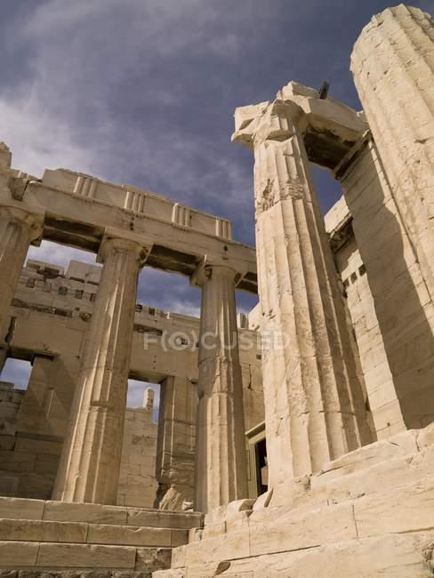Acropolis Of Athens during daytime — Stock Photo
