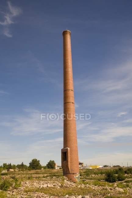 Red brick Tower — Stock Photo