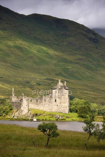 Kilchurn Castle, Loch Awe — Stockfoto