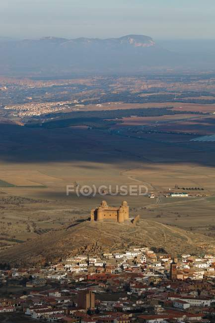 Castillo de La Calahorra - foto de stock