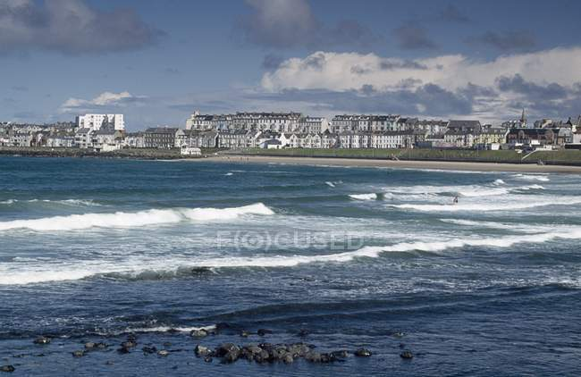 North Antrim Coast — Stock Photo